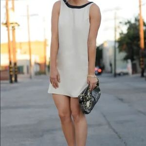 Karen Zambos Shift Dress